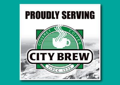 City Brew Layout.